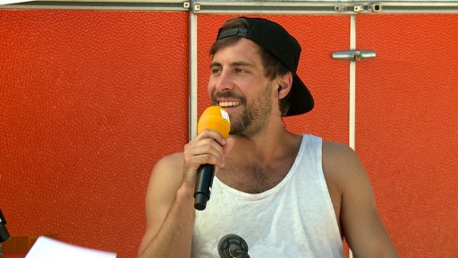 Foto: Max Giesinger im Interview